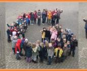 Grundschule Leopoldshöhe Gruppenbild